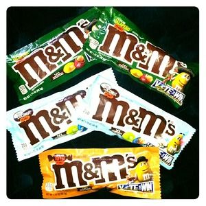 Other - ☆ 5 pack of Limited Edition peanut m&m's ☆